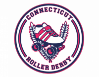 Connecticut Roller Derby logo